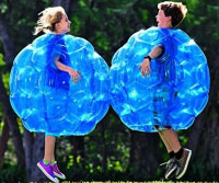 Zorbing Ball Buddy Bounce Image