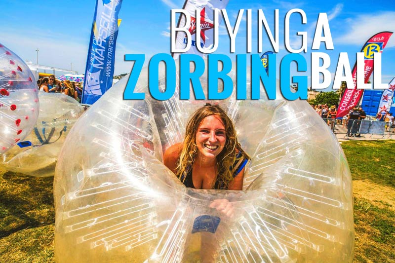 Buy a Zorbing Ball