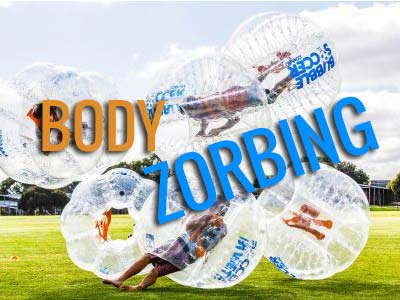 Body Zorbing