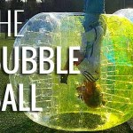 A Human Bubble Ball