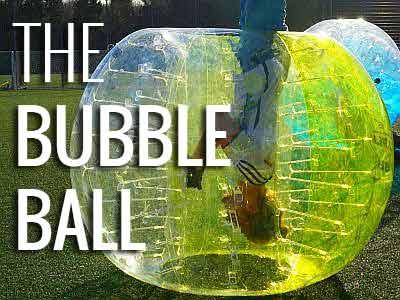 A Human Bubble Ball