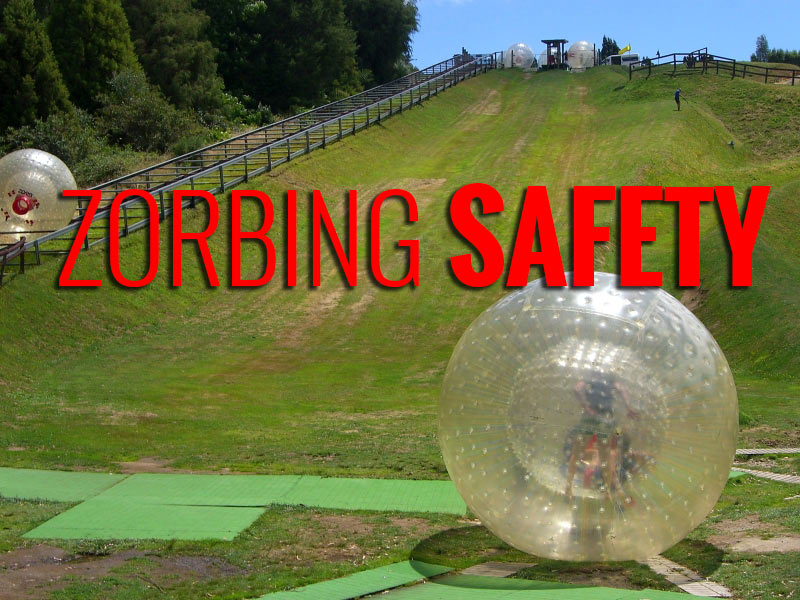what to wear zorbing