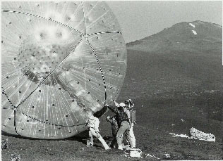 The first zorb ball