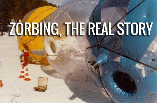 The Original Zorb Ball